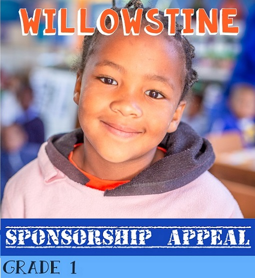 African children awaiting sponsorship: Willowstine