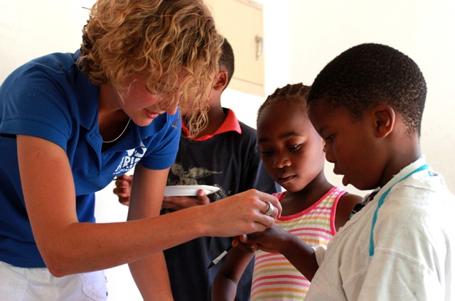 Win two tickets to South Africa to meet the SOS Africa Children!