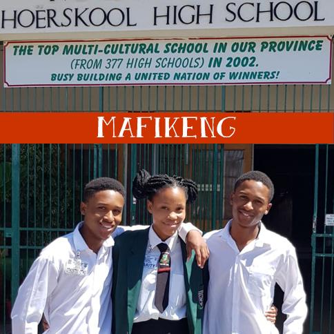 SOS Africa's Mafikeng Education Programme