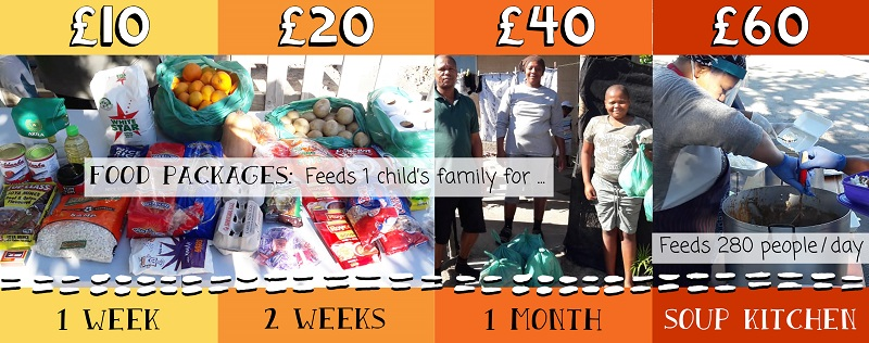 Donate to SOS Africa's Coronavirus Emergency Food Appeal | Support COVID-19 Charity Relief Projects