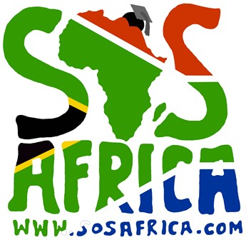 The SOS Africa Charity Logo